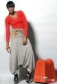 LALIA Harem Trousers