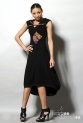 LALIA Molleton dress
