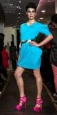 Robe Noémie Turquoise